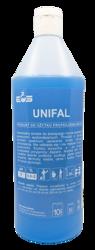 UNIFAL – uniwersalny produkt o szerokim spektrum usuwania brudu różnego pochodzenia.